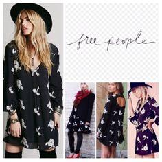 Free People Emma Embroidered Mini Dress. Nwt.
