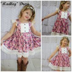 """""""Hadley"""" Dress PREORDER (ships by 3/7)"""
