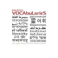 Bobby McFerrin - Vocabularies