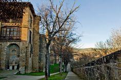 Febrero 2013. Ronda del Obispo Barbazán por Mario Valencia. Descubre este bello rincón de #Pamplona en esta ruta http://www.turismodepamplona.es/VerPagina.aspx?IdPag=34=1