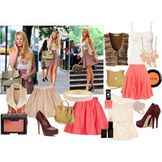 """""""get the look - Blake Lively 1"""" by chanett11 on Polyvore"""
