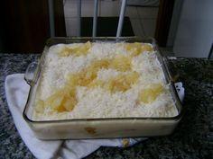 Aprenda a preparar pavê de abacaxi fácil com esta excelente e fácil receita.  No TudoReceitas.com ensinamos você a preparar esta sobremesa fácil e rápida, para que...