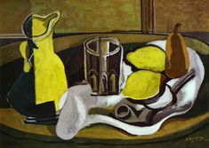 Georges Braque - WikiPaintings.org