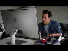 Dell XPS One 27 - powerful simplicity, streamlined design, and high-end processor options and performance graphics for multimedia creation and entertainment.