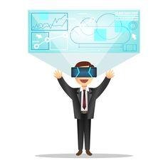 VRs killer app: business services