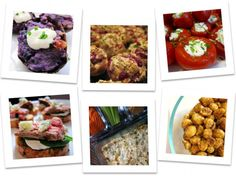 party foods inspiration