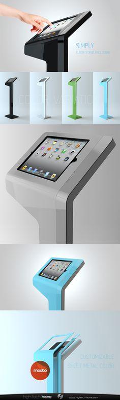 Un support pour iPad, qui aurait cru?