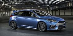 2017 Ford Focus RS - Yes Please!!!!