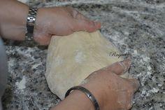 Mi Diversión en la cocina: Pizza de brotes tiernos con queso de cabra y salmón ahumado