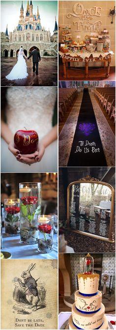 Wedding Ideas»20 Creative and Fun Ideas for a Disney Wedding