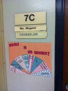 New to School Counseling