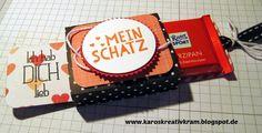Karos Kreativkram: Schoki- Ziehverpackung: eine Anleitung für Dummies :-)