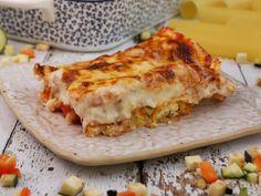 Lasagna, Pasta, Vegetables, Cooking, Ethnic Recipes, Food, Drink, Greek Recipes, Kitchen