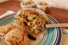 Edu's Pantry: Bolo de Vegetais (salgado) / Vegetarian Loaf