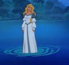 Odette from Swan Princess. One of my favorite movies!!!