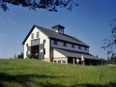 Timber Frame Home And Barn Builder In Maine Custom Homes And Barns Post And
