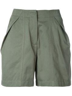 MONSE Pleated Shorts. #monse #cloth #shorts