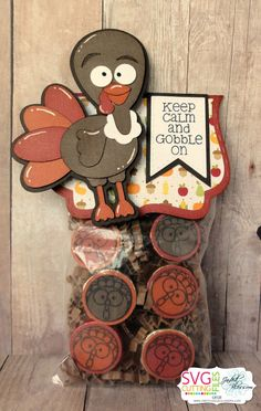 Keep Calm and Gobble On