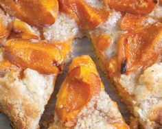 Apricot Frangipane Galette from Ripe