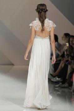 50 vestidos de novia con escote a la espalda 2017: ¡los querrás todos! Image: 32