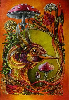 Антистресс раскраски для взрослых. Арт-терапия Coloring Book Art, Adult Coloring, Coloring Pages, Markova, Colour Board, Mythical Creatures, Color Combos, Color Inspiration, Fantasy Art
