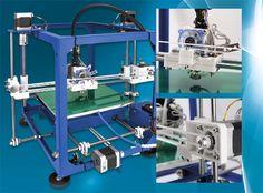 3D-Drucker-Bausätze üben derzeit auf engagierte Selbstbauer eine besondere Faszination aus – man kommt relativ preiswert an einen funktionst