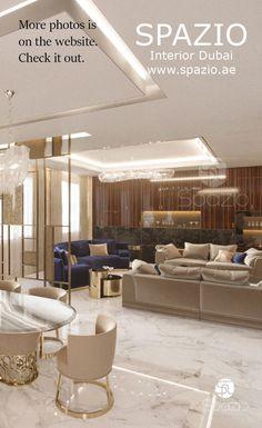 a1ae6e98e7aaf 2019 تصميم فلل داخلي  قصر  تصميم داخلي  غرف جلوس  الإمارات  أبوظبي Luxury  Homes