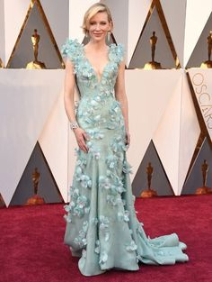On the Scene: The 88th Annual Academy Awards Cate Blanchett