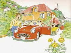 "Nissan Figaro из ""Пойдем на диск"""