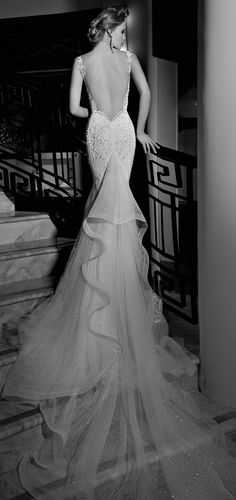 Galia Lahav : Tales of the Jazz Age Bridal Collection - Isadora