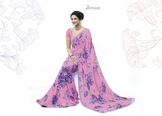 Buy this Exclusive Pink Georgette Saree with Fancy Printed Pink Blouse along with Bhagalpuri Silk Printed Lace Border online from Laxmipati.com in USA, UK, Canada,India. Shop Now! 100% genuine products guaranteed. Limited Stock! #Catalogue #SURPREET  Price - Rs. 1331.00 #Sarees #‎ReadyToWear ‪#‎OccasionWear ‪#‎Ethnicwear ‪#‎FestivalSarees ‪#‎Fashion ‪#‎Fashionista ‪#‎Couture ‪#‎LaxmipatiSaree ‪#‎Autumn ‪#‎Winter ‪#‎Women ‪#‎Her ‪#‎She ‪#‎Mystery ‪#‎L