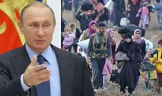 MORE than 800,000 refugees are set to return to Syria thanks to Vladimir Putin's efforts to smash the Islamic State.
