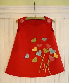 Heartfelt Valentine's Day Jumper