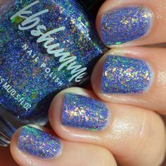 KBShimmer Zoom With A View swatch Aqua Color, Teal Blue, Green Colors, Nail Polish Blog, Nail Polish Brands, Copper Red, Little Things, Summer Collection, Swatch