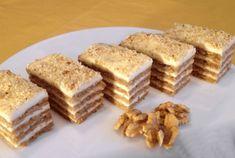 Dezerty Archives - Page 3 of 46 - Báječná vareška No Salt Recipes, Sweet Recipes, Cake Recipes, Cooking Recipes, Czech Desserts, Sweet Desserts, Croatian Recipes, Hungarian Recipes, Sugar Free Diet