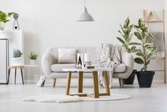 Tipy na útulný domov ve stylu hygge... Dining Bench, Couch, Table, Furniture, Home Decor, Google, Scandinavian, Comfort Colors, White Colors