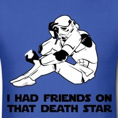 I had friends on that death star - funny star wars t-shirt is one of our many funny t-shirts for guys, with funny t-shirt sayings and quotes. Unique humorous designs printed on your cool t-shirt using HD quality. Buy your fun shirt now.