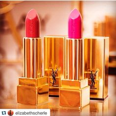 #YSLRougePurCouture #VoxBox from @influenster which includes 2 GORGEOUS lipsticks: Yves Saint Laurent Rouge Pur Couture No. 9 'Rose Stiletto' Yves Saint Laurent Rouge Pur Couture No. 19 'Fuchsia'#YSL #Lipsticks #YSLCosmetics #Cosmetics #Makeup #Beauty #bblogger #beautyblogger #yslprgirl #yslvoxbox #Sephora #YSLbeauty #YvesSaintLaurentBeauty #Yves