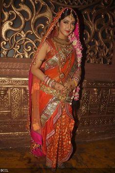 Parvati during her wedding ceremony on the sets of 'Devon Ke Dev...Mahadev'