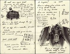 Inside River Song's Diary