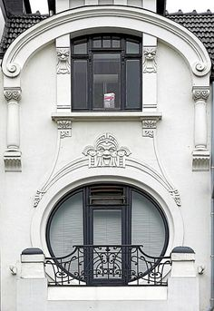 Hamburg - Uhlenhorst Jugendstil 04 | Flickr: Intercambio de fotos