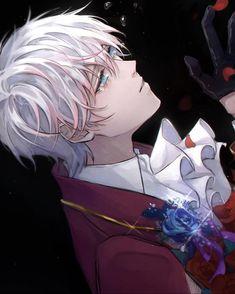 Mystic Messenger, Saeran Choi, Joker, Anime, Fictional Characters, Video Games, Party, Videogames, The Joker