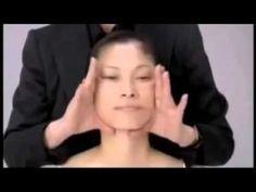 10 минут японского массажа - и Вы моложе на 10 лет! - YouTube