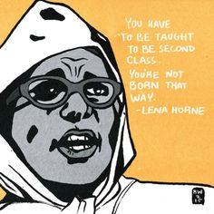 Lena Horne Quote
