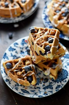 Cream Cheese Waffles | Recipe | Easy Waffle Recipe, Waffle Recipes and ...