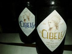 LA CIBELES - Spanish beer, traditionally made with water from Madrid