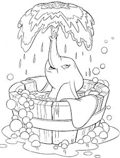 New Dumbo Coloring Pages. Disney fans certainly know about the elephant film Dumbo. Dumbo is a character in Disney's book and animation that was first released in Dumbo, . Coloring Pages To Print, Free Printable Coloring Pages, Coloring Book Pages, Coloring Pages For Kids, Kids Coloring, Disney Coloring Sheets, Disney Coloring Pages Printables, Free Disney Coloring Pages, Free Coloring Sheets