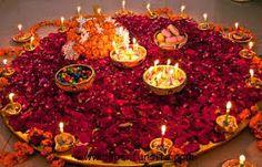 Mehndi Decoration Items : Mehandi designs world mehndi plates decorations with lamps