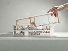 Kumiko Inui, architectural model