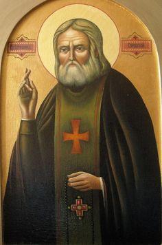 Markov Vladimir. SAINT SERAPH SAROVSKIY